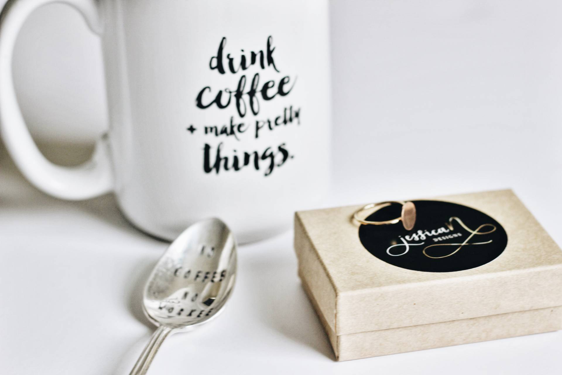 coffee-trinkets Jessica N designs