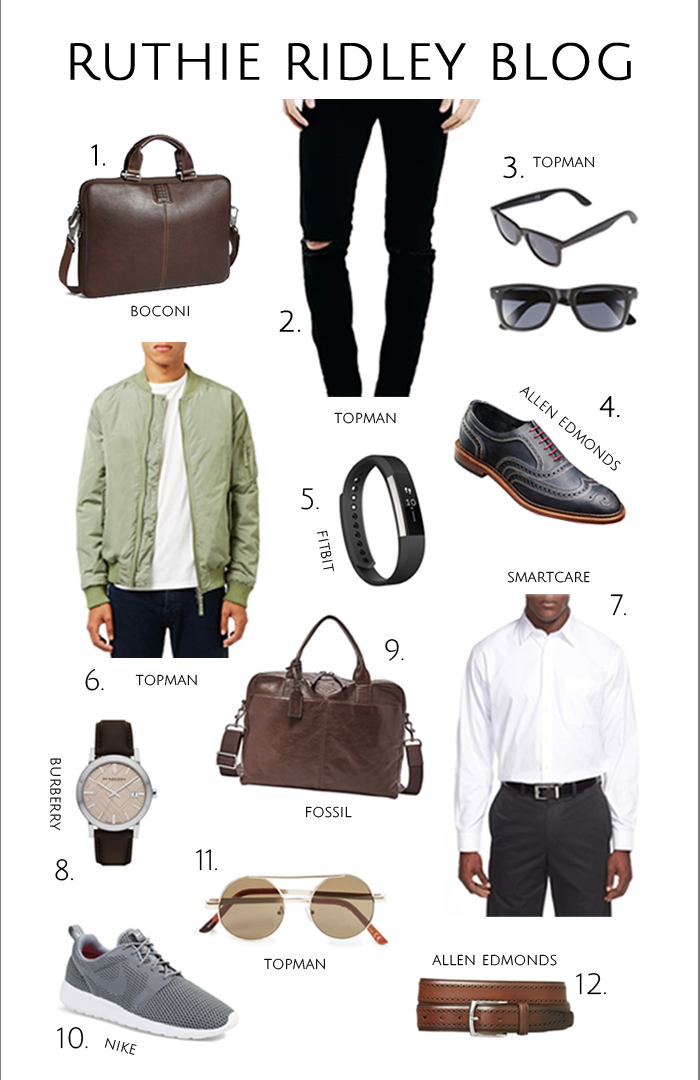 ruthie ridley blog- Men's Fashion