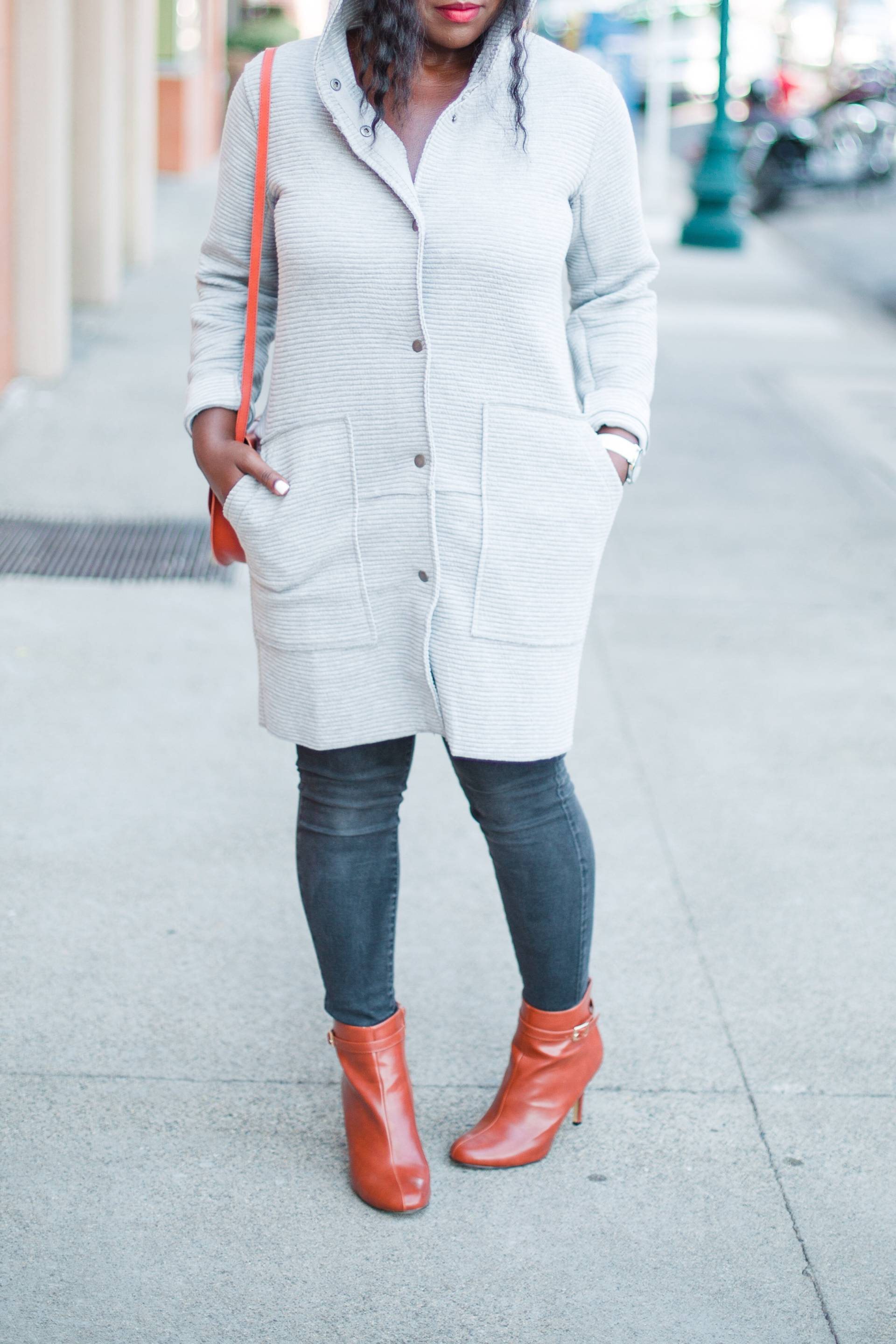 Evy's Tree Light Weight Jacket | Transition To Fall