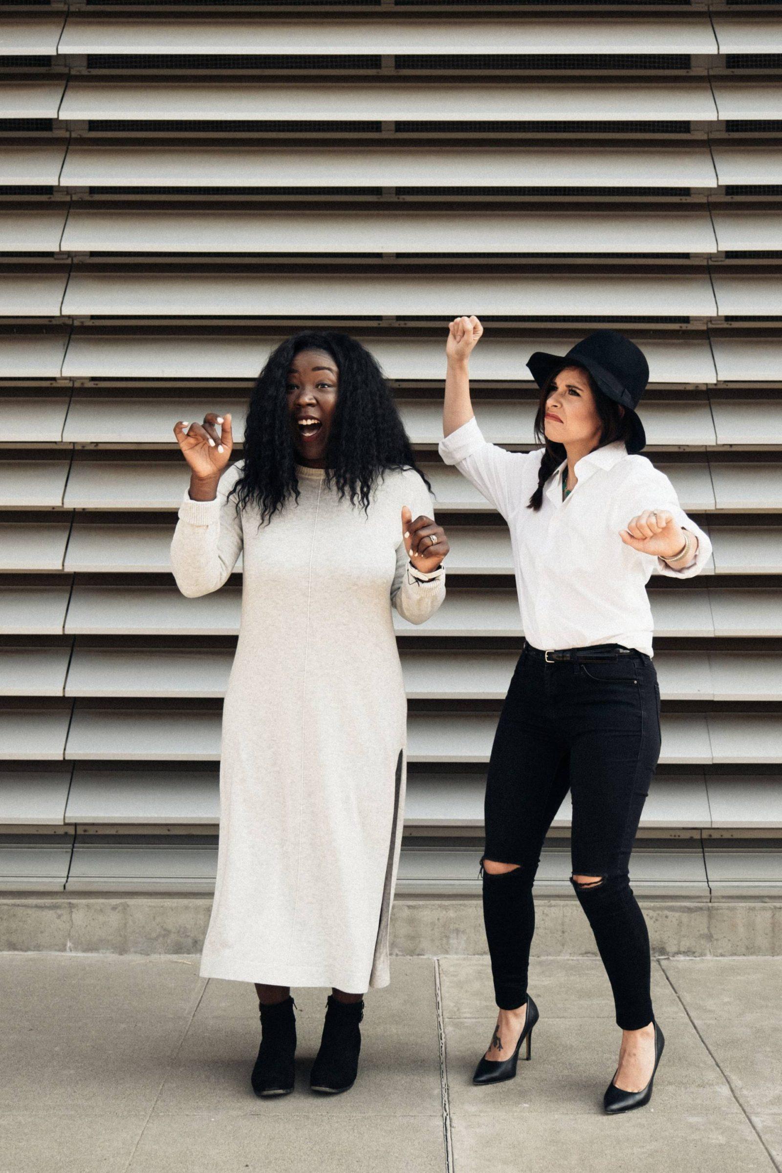 WOMEN EMPOWERING WOMEN SERIES  Featuring Libier Reynolds
