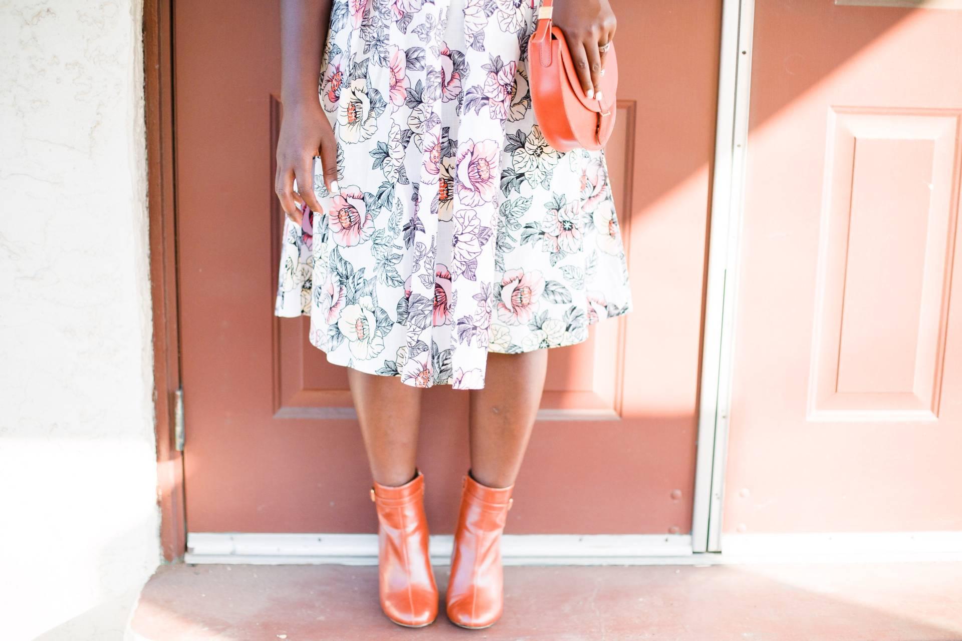 vintage-floral- clare V bag