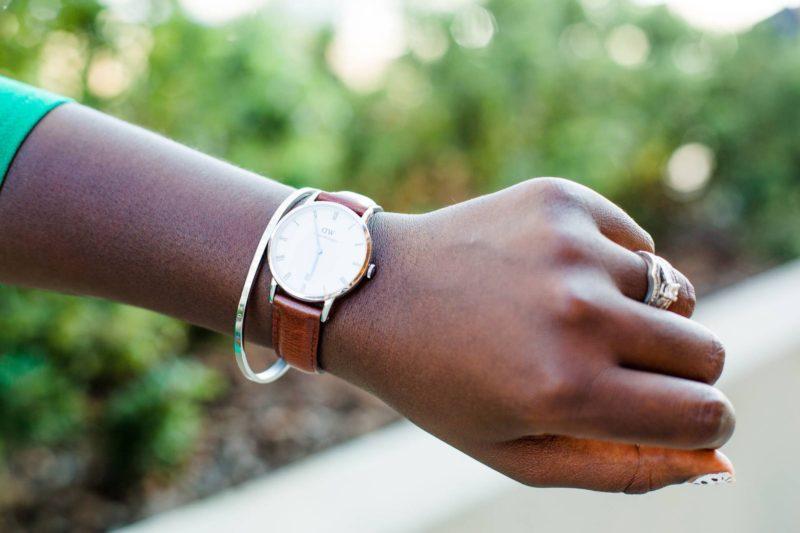 bullet-proof-coffee- daniel wellington watch