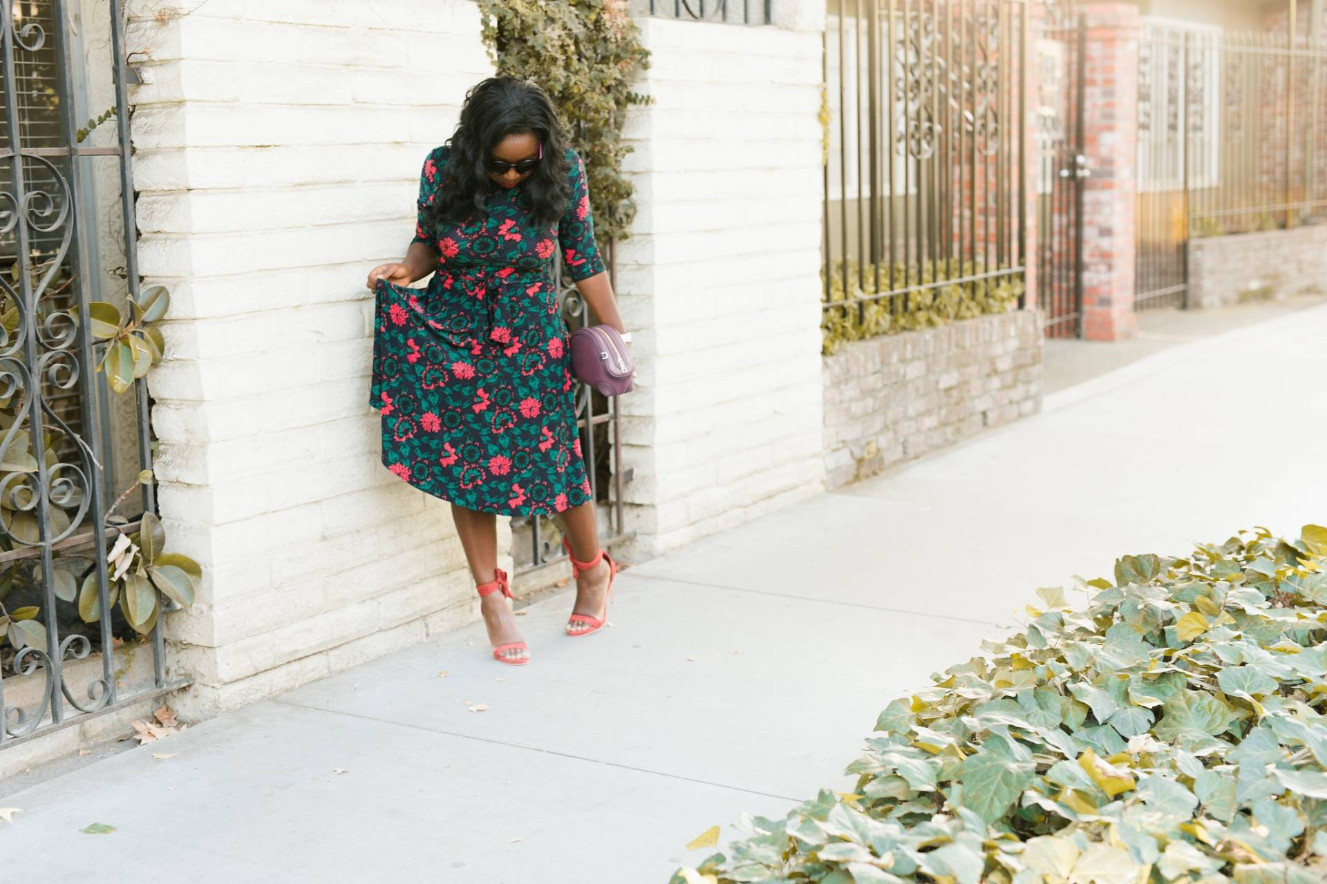 bd67f46a02a Floral On Repeat