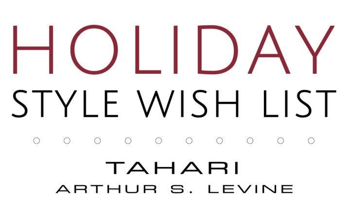 Tahari | Holiday Wish List