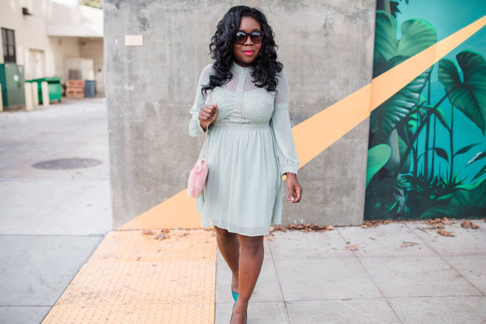 Mint Green | Holiday Style