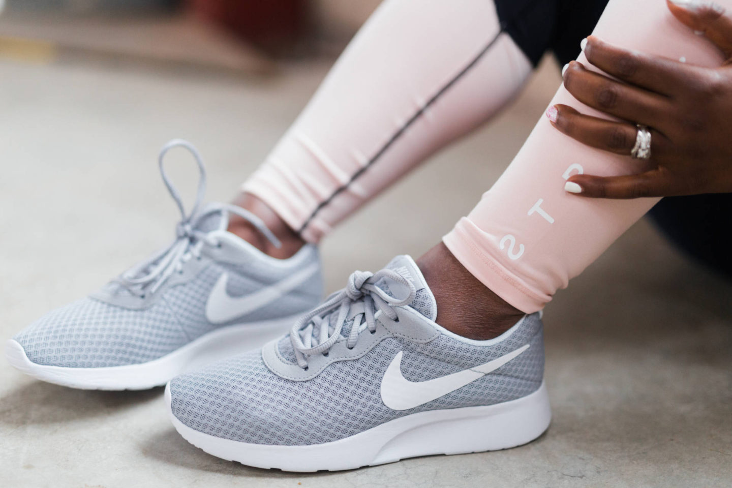 athleisure-everyday- up close nike