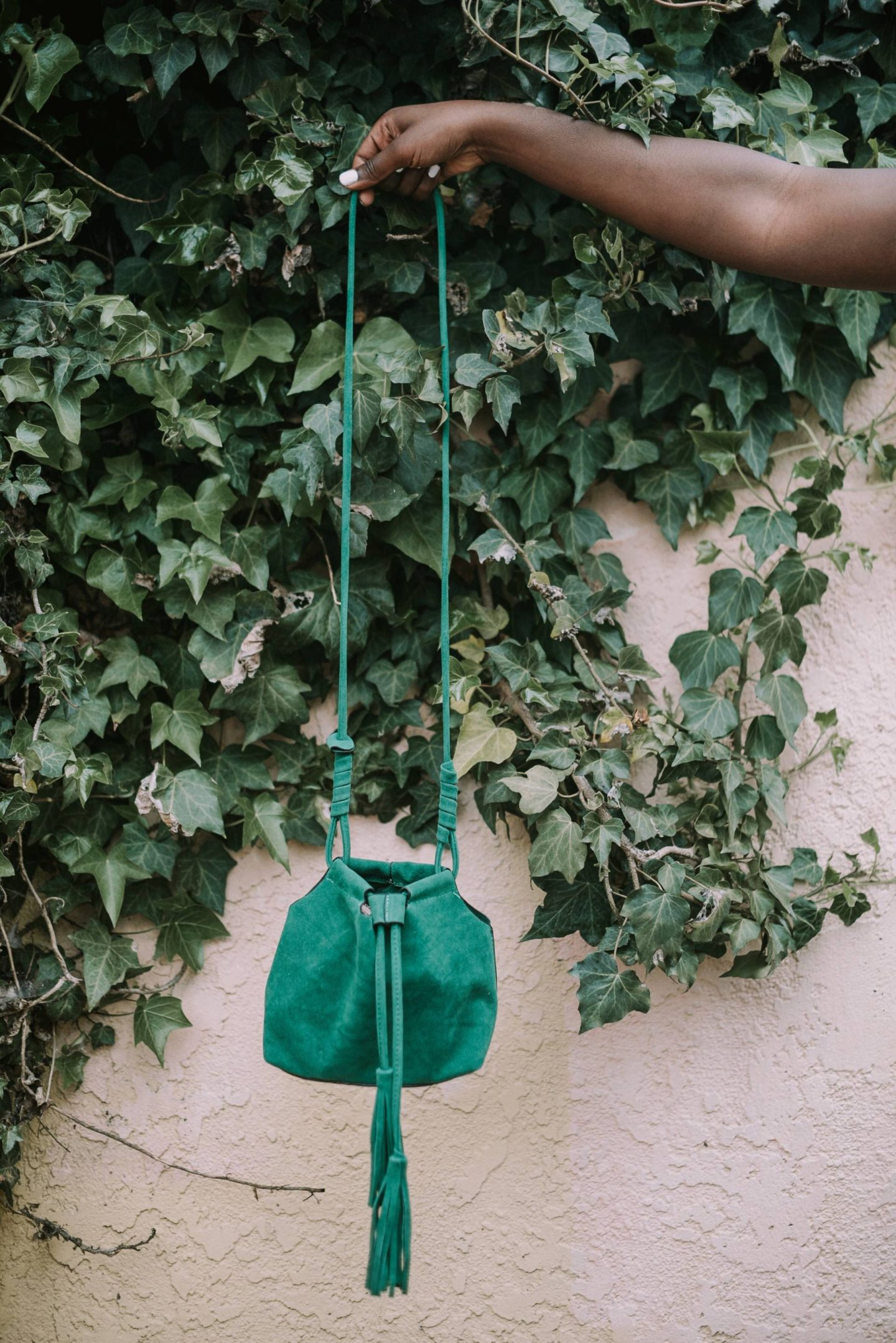 green-karina-dresses- green bag