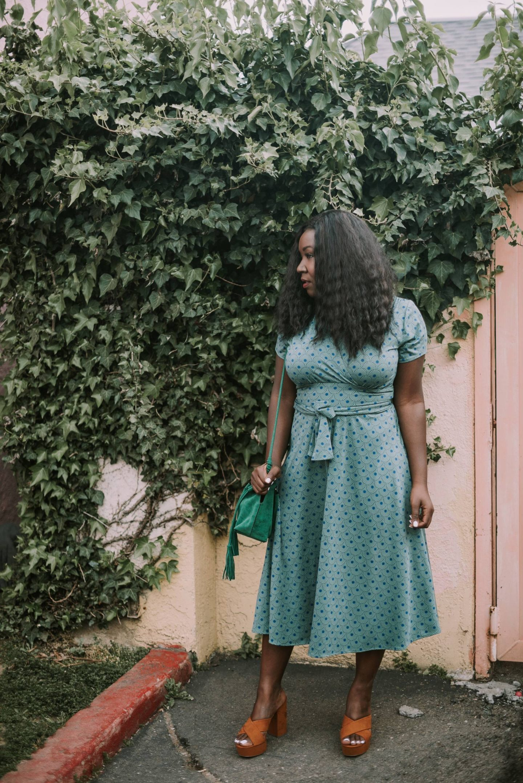 green-karina-dresses- Ruthie Ridley