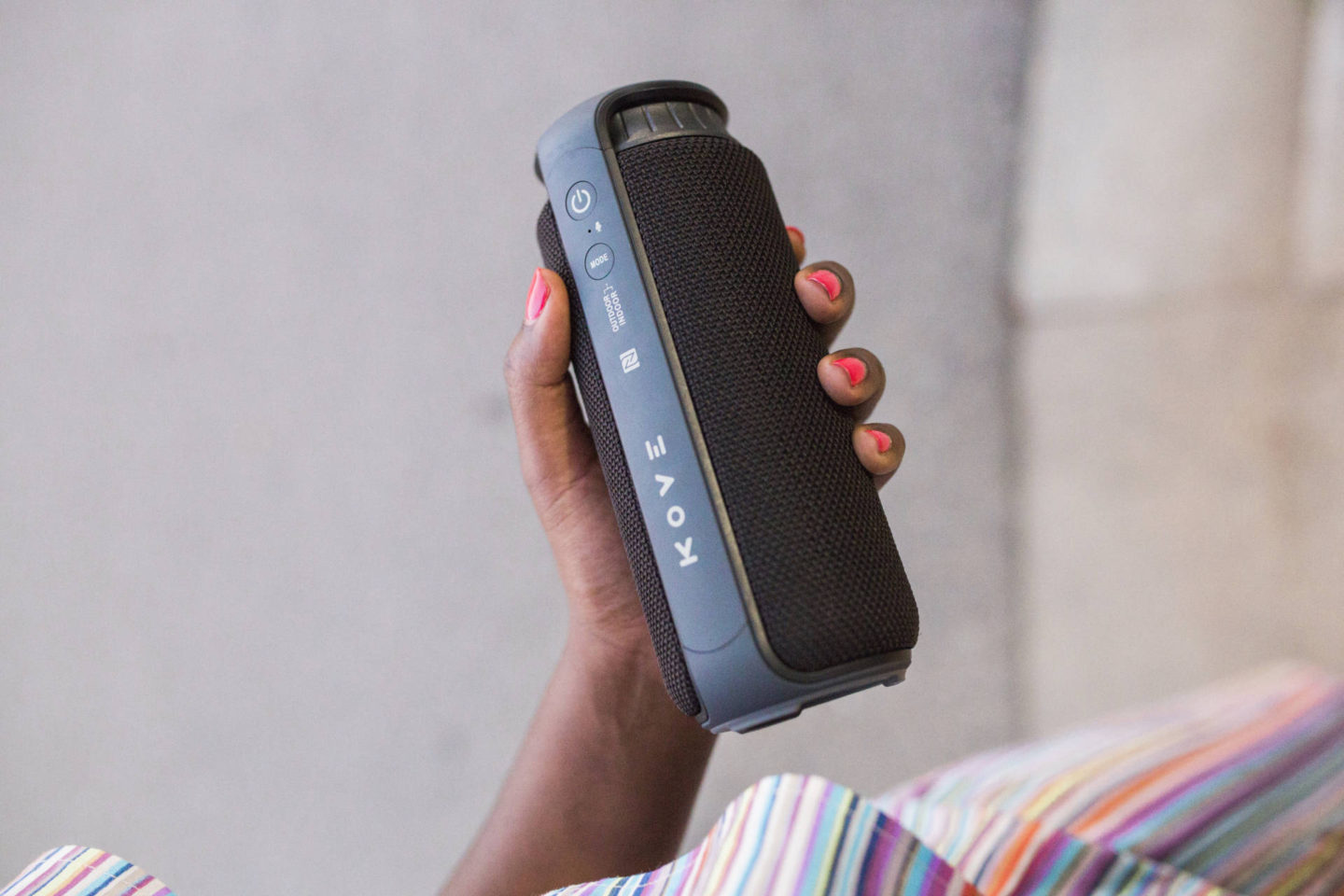 outdoor-dance-party-kove- The ultimate blue tooth wireless speaker that goes where you go