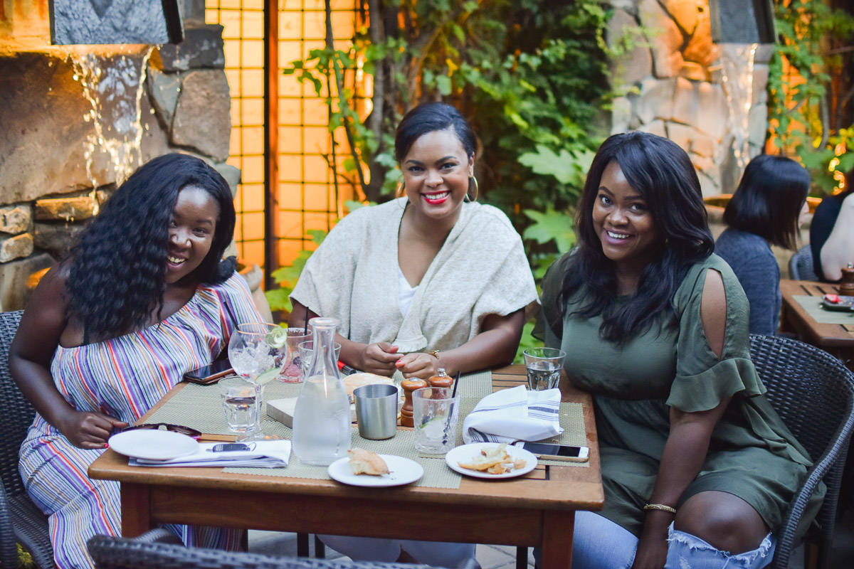 Girls Night Out with Paragary's Midtown: One of Sacramento's best restaurant experiences.