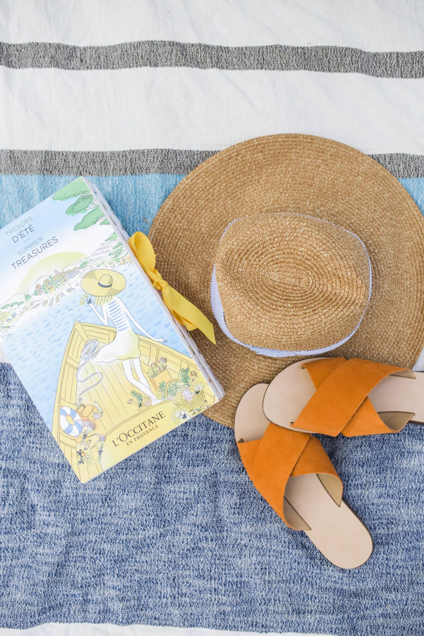 Summer Skin Care Treasures With L'Occitane