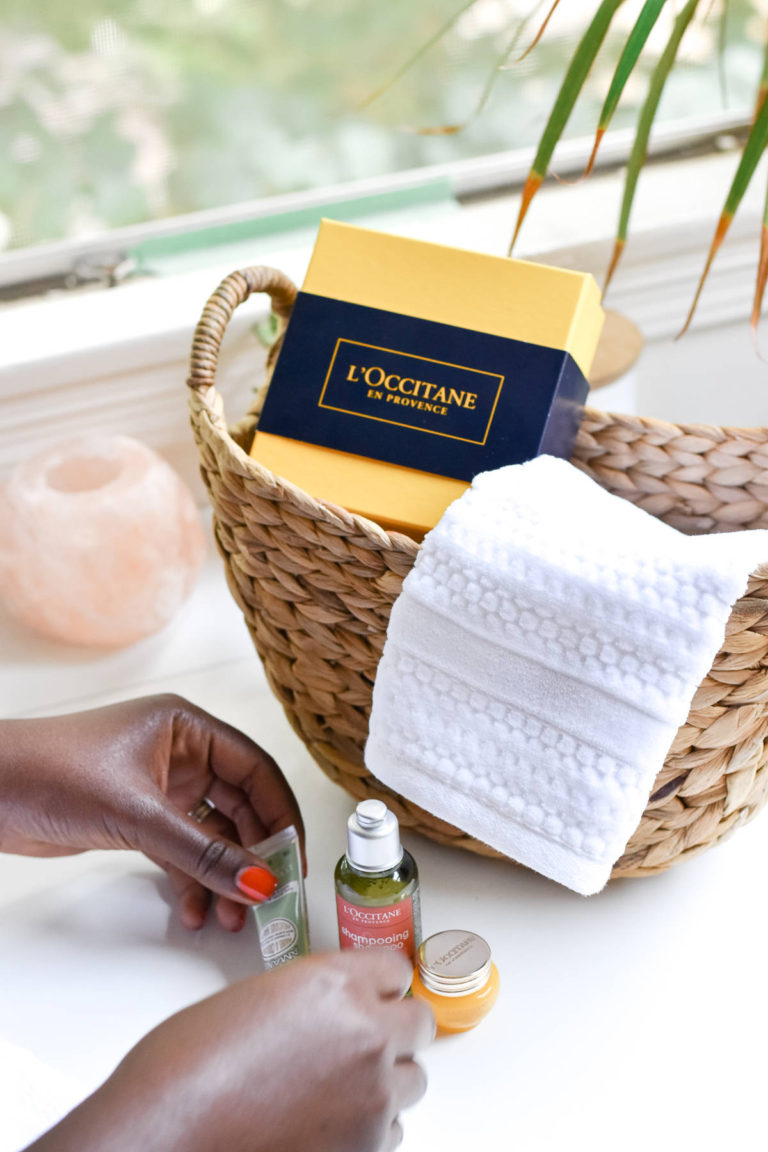 The Divine Cream, Almond Delicious Hands and Aromachologie Repairing for you and your friend free of charge c/o L'Occitane.