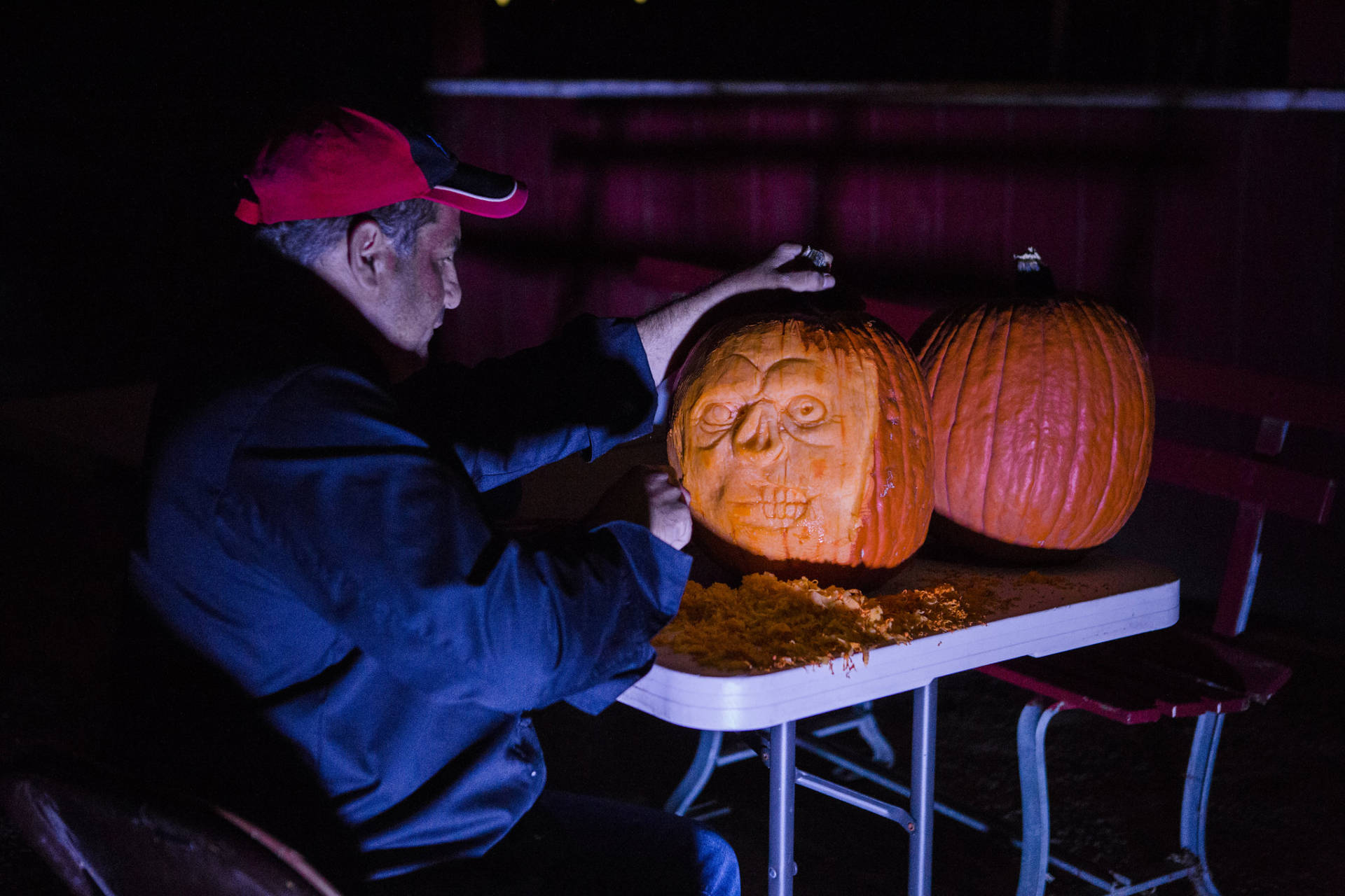 Pumpkin Nights: the highly anticipated Most Delightful Halloween Tradition! Pumpkin Nights captures the essence of Halloween through eight immersive lands created with over 3,000 hand-carved pumpkins.