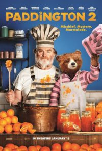 """Paddington 2: To say the film was """"heart-warming"""" doesn't do it justice in my opinion! Paddington 2 portrayed 3 strong elements of character and life lessons, that I absolutely loved and was so happy my young children were able to witness through this spectacular bear"""